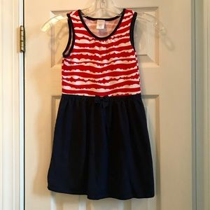 GYMBOREE Sleeveless Dress size 8